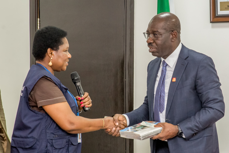 Edo, WHO partner to improve state's Health Service Delivery