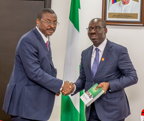 Edo to partner NIW, establish Fabrication Village in the state