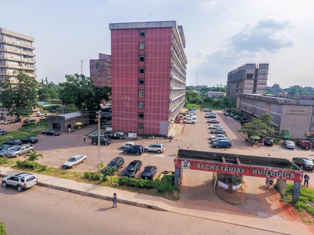 Obaseki renovates secretariat building