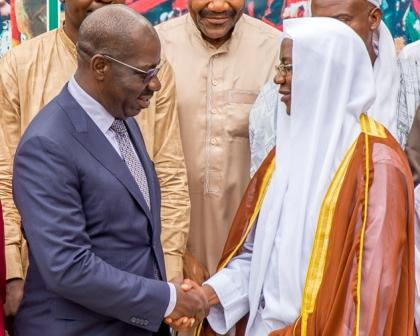 Obaseki calls for mutual tolerance
