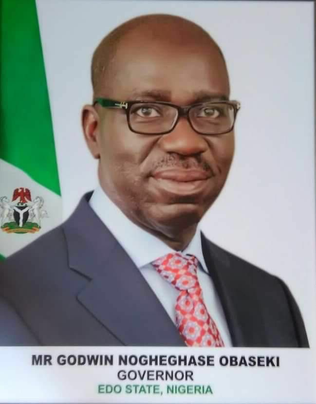 Obaseki advises against birthday adverts, says 'donate to charity'