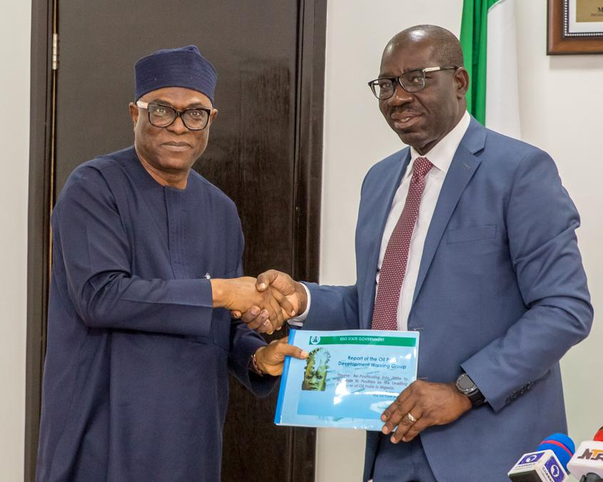 Oil palm is our new crude oil – Gov. Obaseki