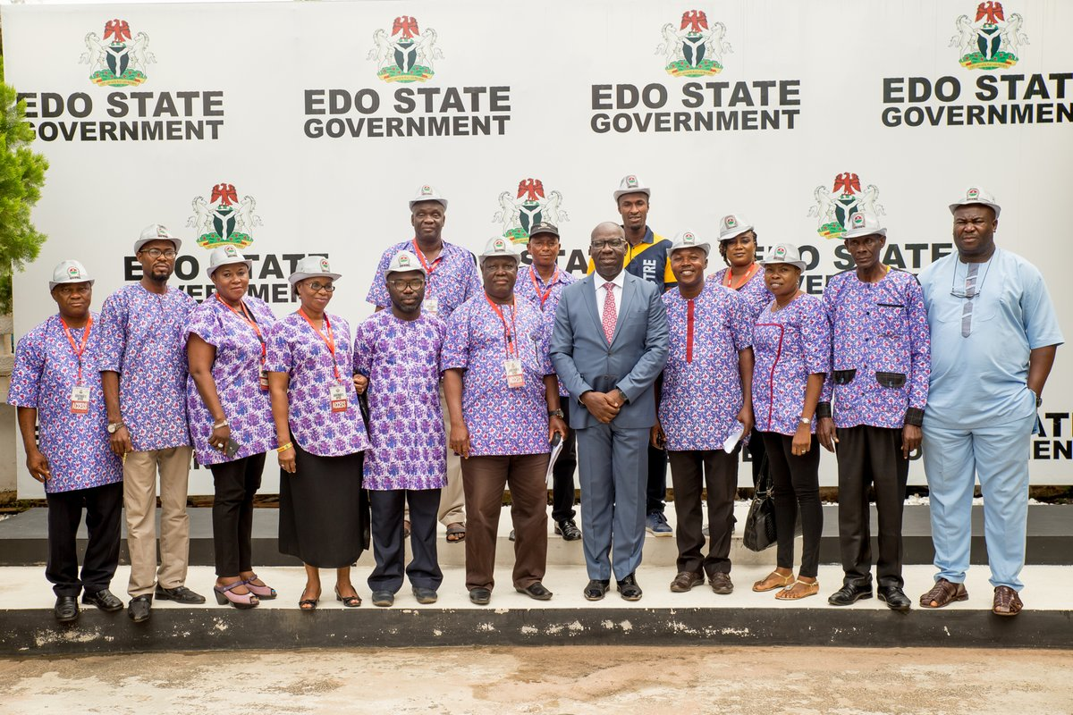 Edo to set up sports arena in 18 LGAs
