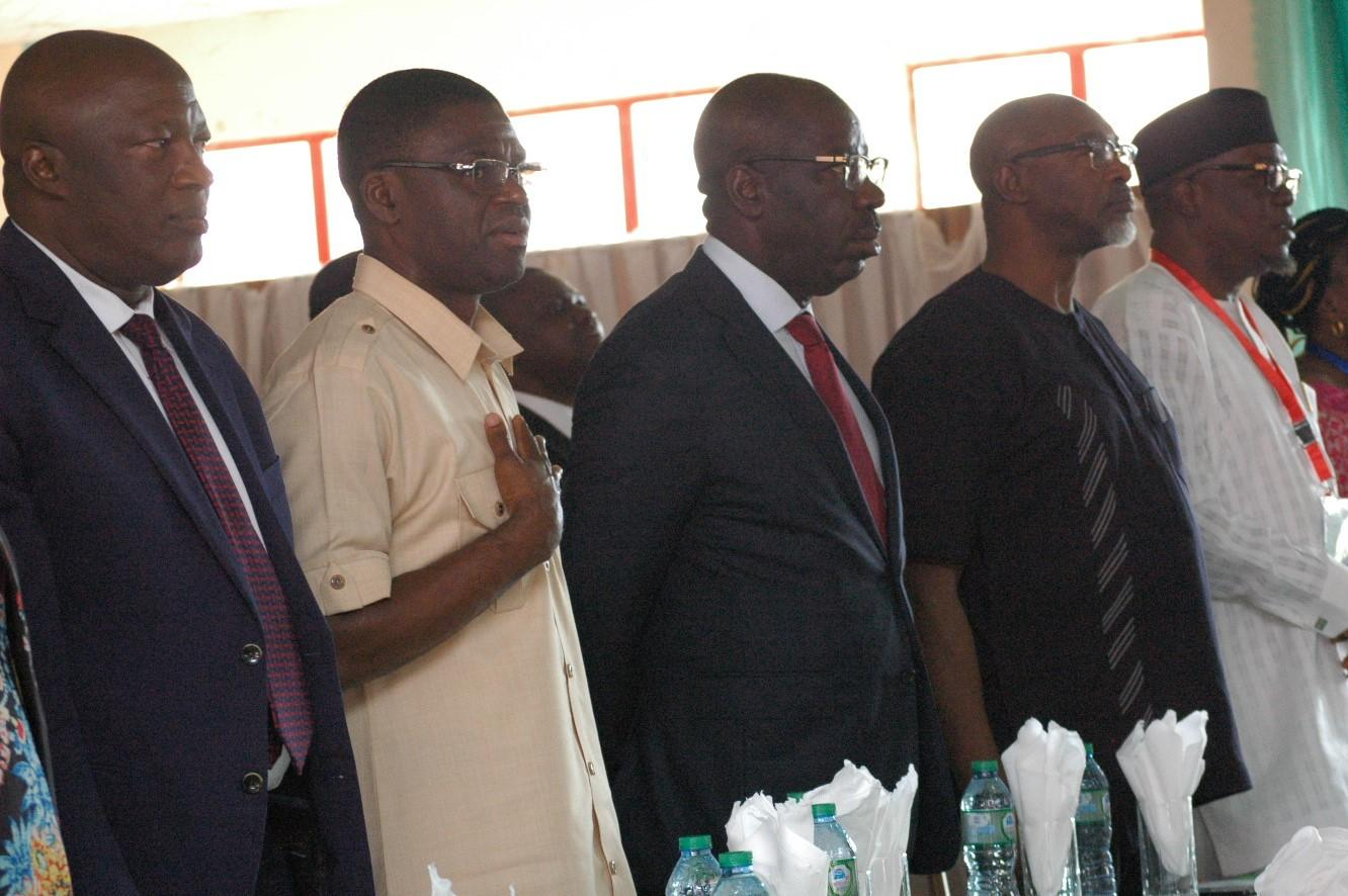 Obaseki appoints Ihonvbere, Idah, Eboigbe, Special Advisers