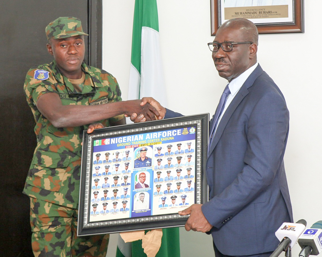 Obaseki salutes doggedness, brilliance of young Air Force men, women