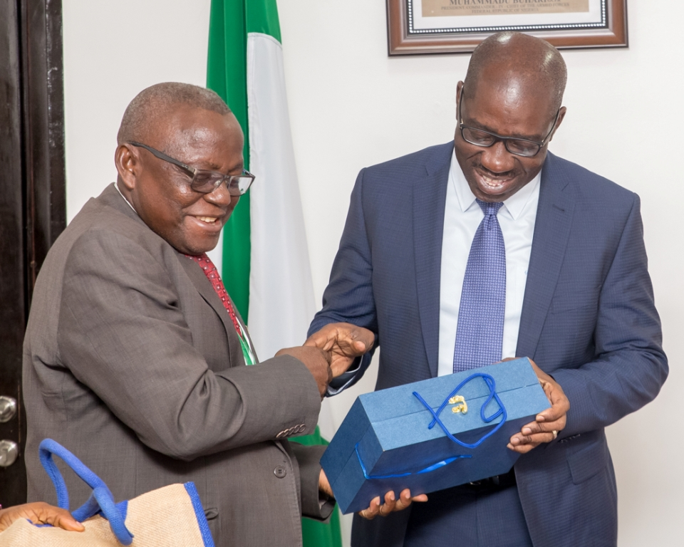 Revenues from Tax Used for Capital Project – Obaseki