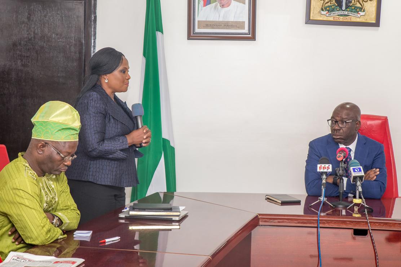 Human Trafficking: Obaseki seeks home-grown solution, sets up Task Force