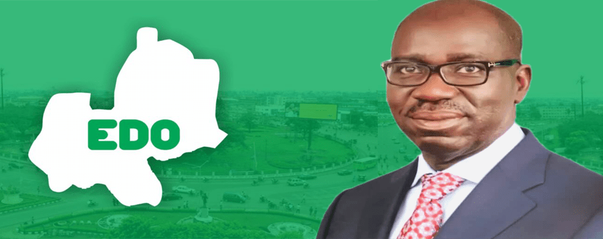 Edo Govt Deploying Tactful Measures to Tackle Security Challenges, Obaseki Assures