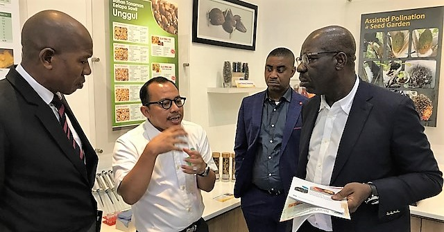 Obaseki in Quest to Revamp Agriculture, Create Jobs, Visits Indonesia