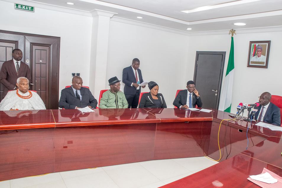 Obaseki inaugurates Edo Boundary Committee