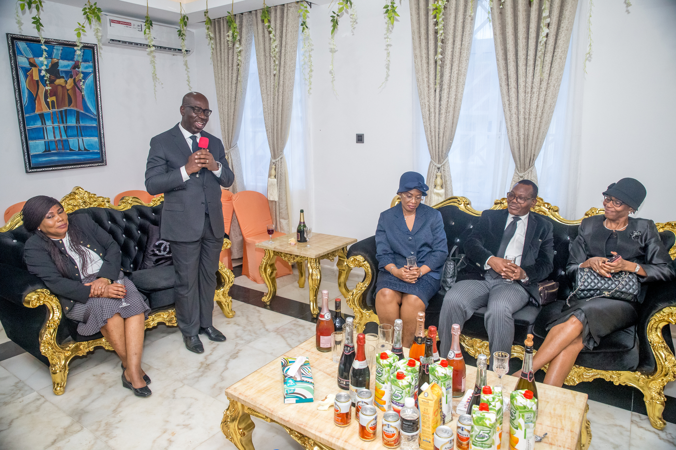 Obaseki Commissions New Official Residence of Chief Judge