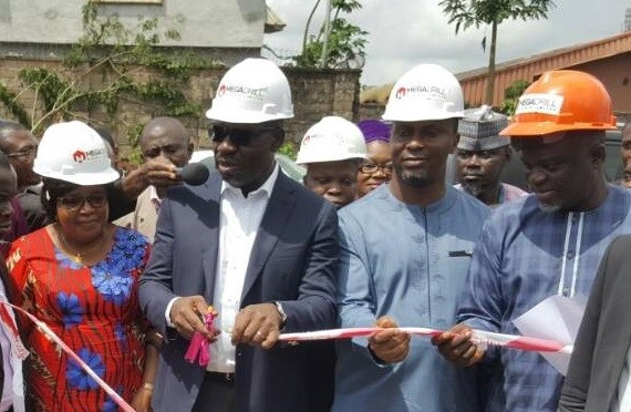 Obaseki lays foundation for JAMB CBT Centre in Benin