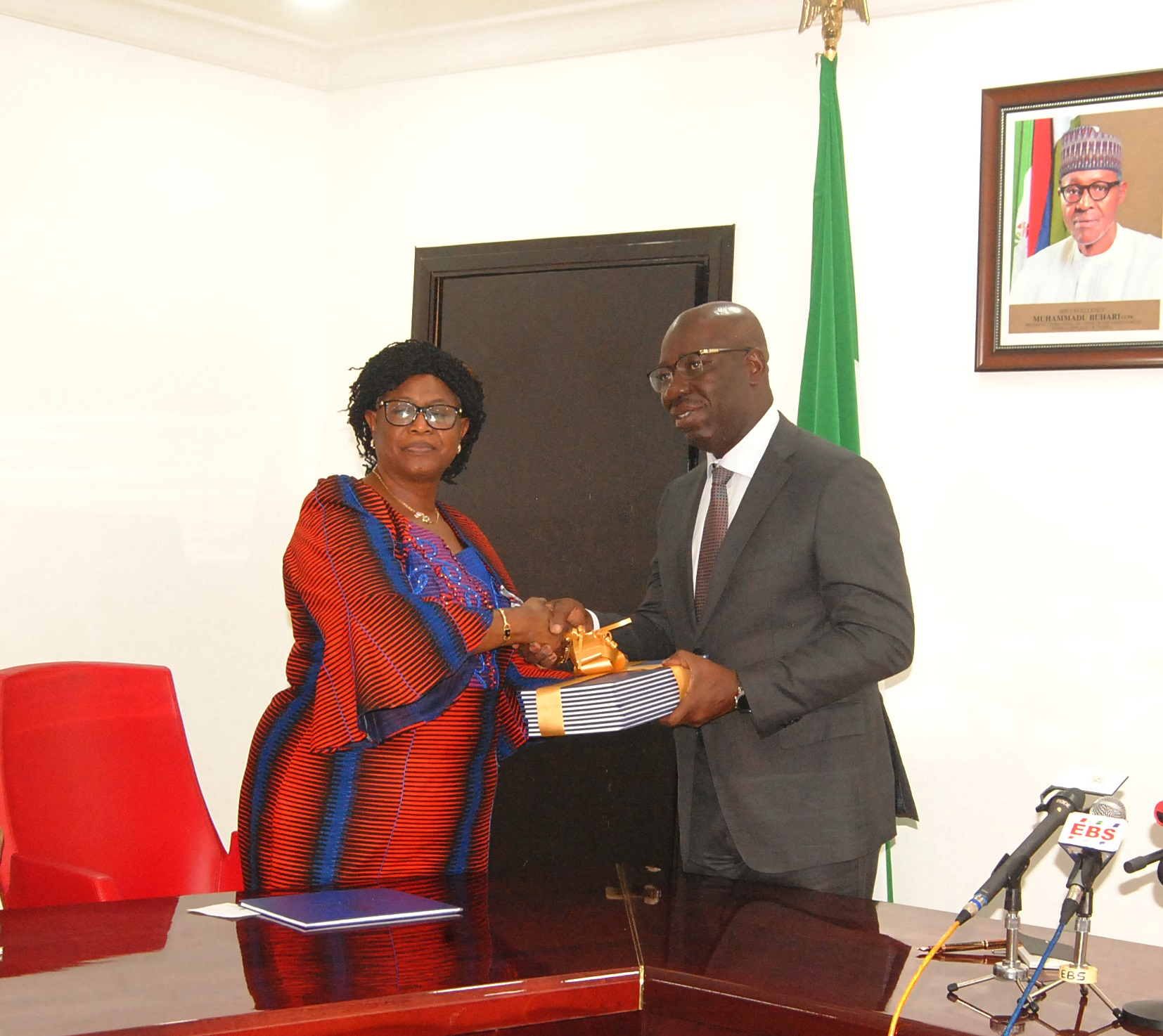 Ongoing civil service reforms will enhance productivity – Obaseki