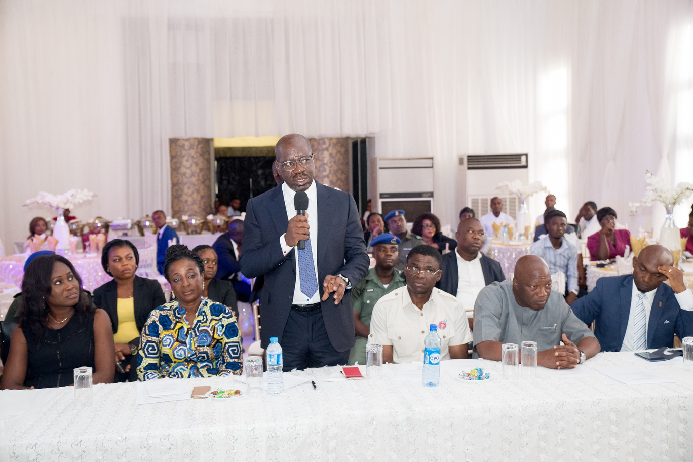 Obaseki approves health centers in markets, reaffirms commitment to curb Neonatal deaths