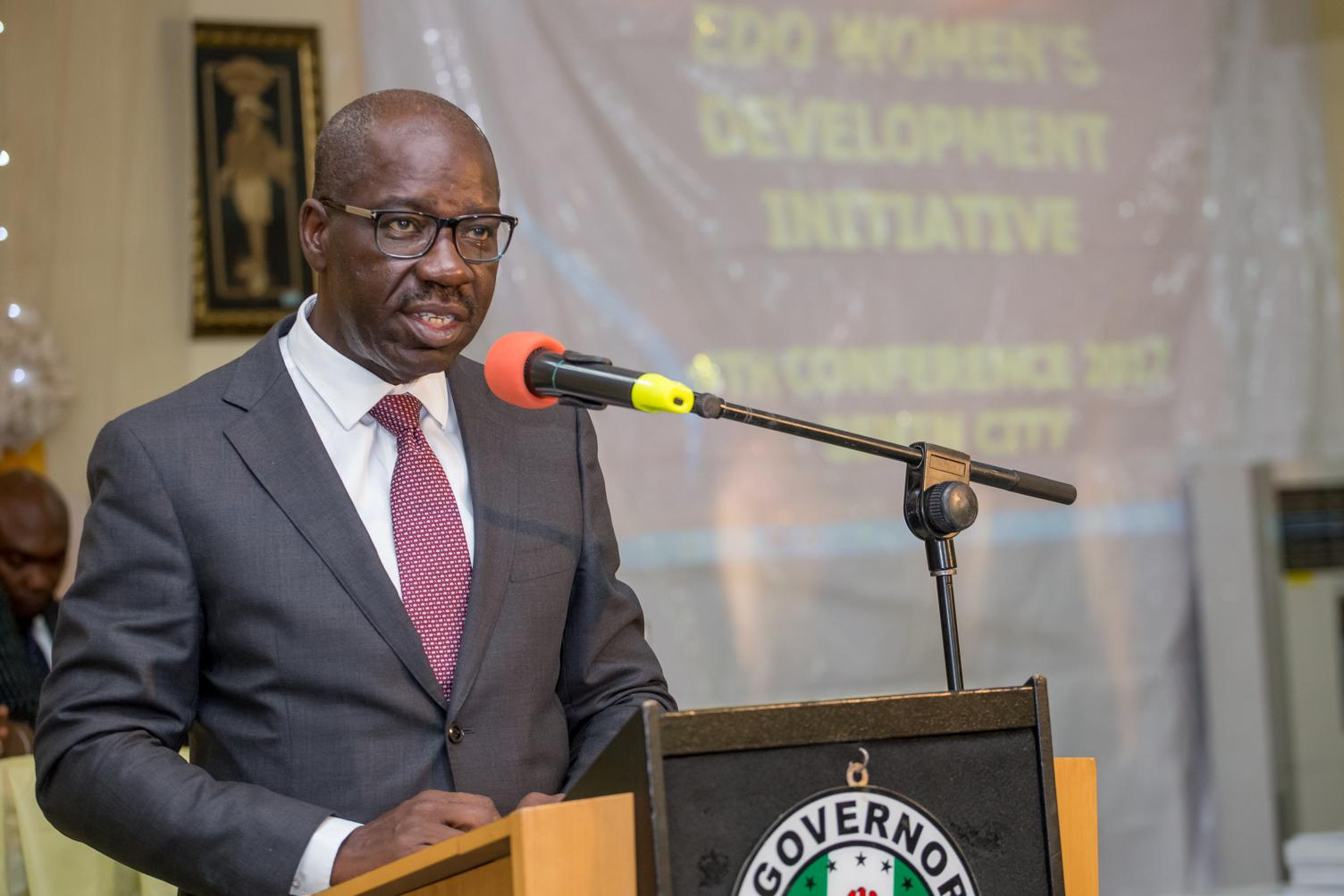 Int'l Human Solidarity Day: Obaseki hails UN, tasks civil society on collaboration for policy reforms