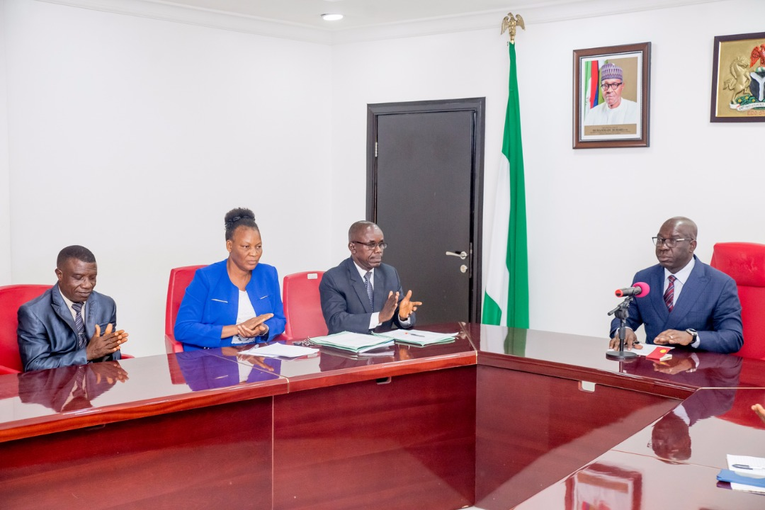 Obaseki inaugurates pension committee, fine-tunes strategy to clear N3.9bn arrears
