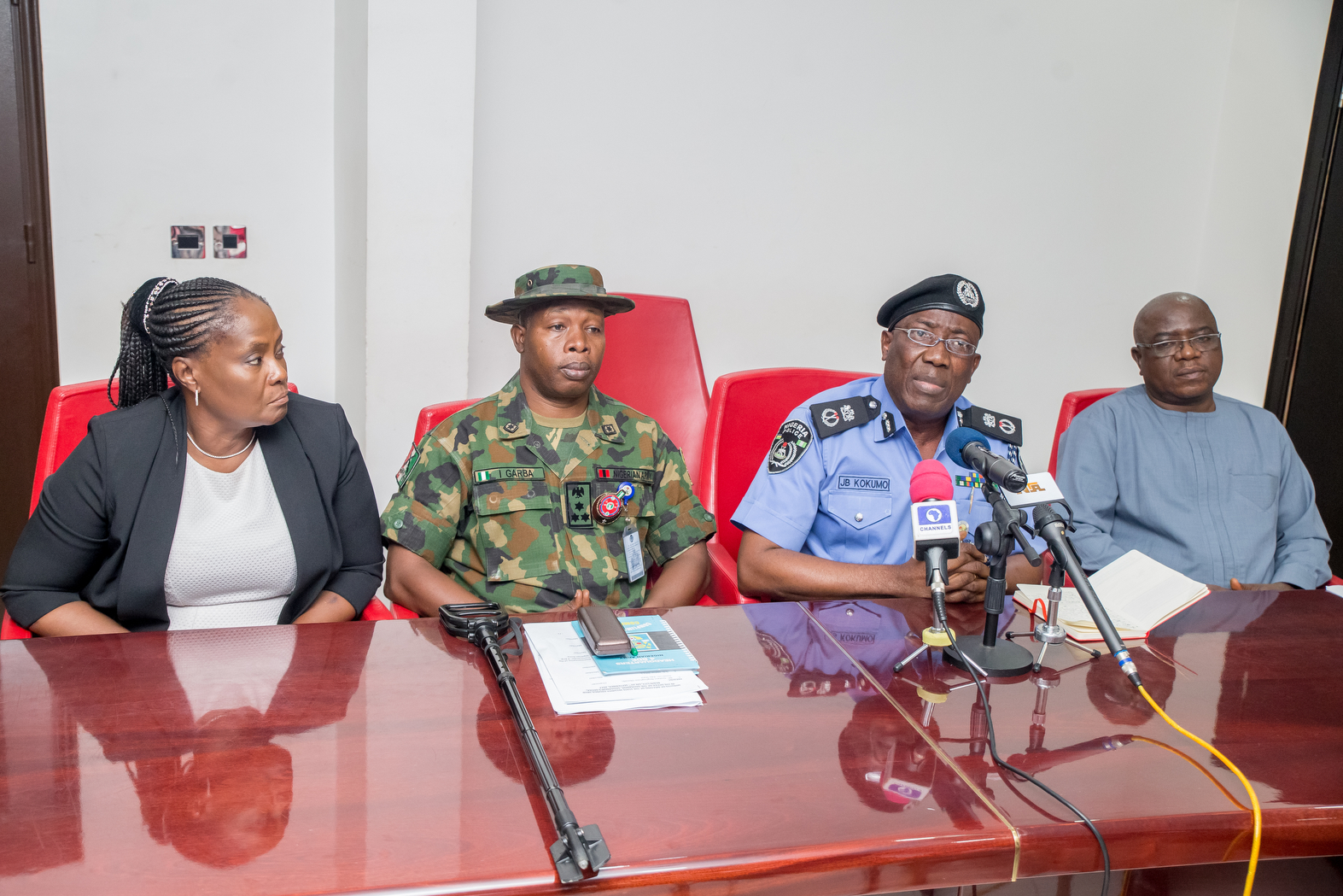 Yuletide: Edo Govt. deploys joint anti-crime force, tasks residents on vigilance