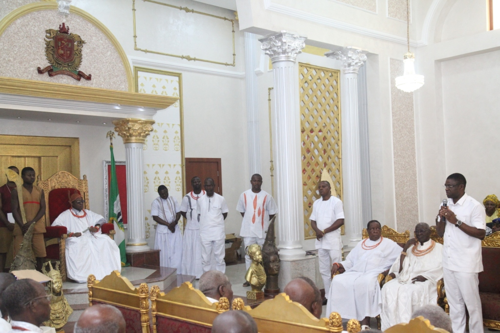 Oba of Benin, Obaseki, WHO rally chiefs, religious leaders for immunisation in Edo