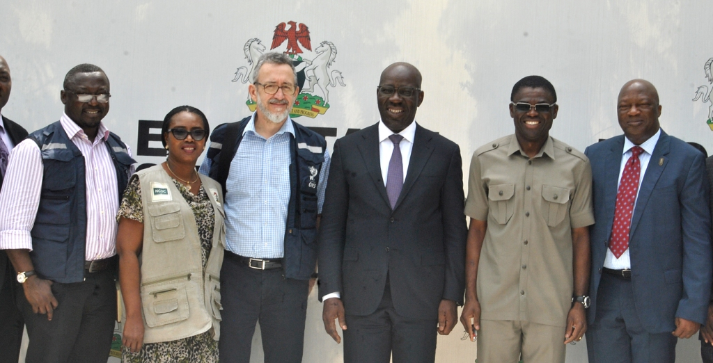 Lassa Fever: WHO, NCDC synergise with Edo Govt. to end scourge  …laud Obaseki for timely response to outbreak