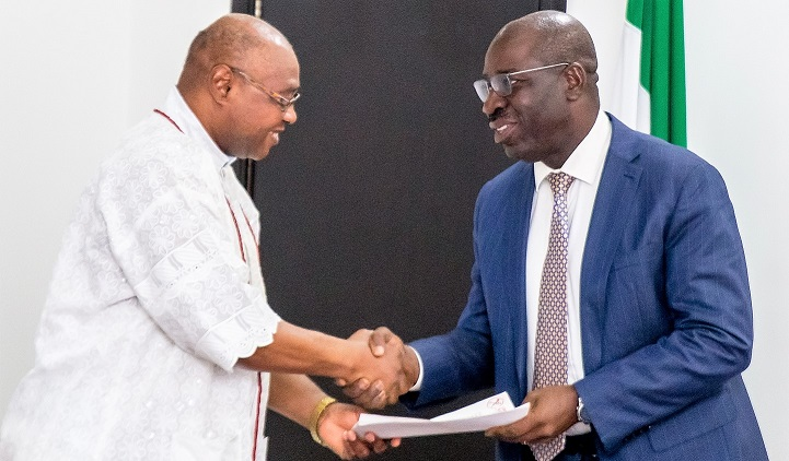 Obaseki reassures of Economic Expansion, urges social, political harmony