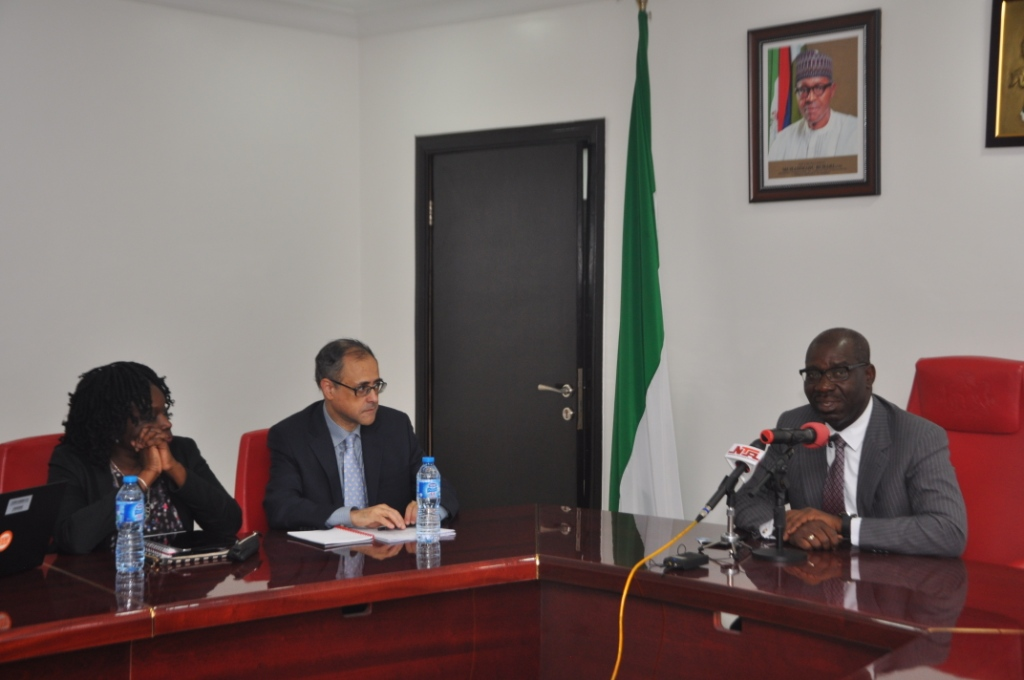 World Bank backs Obaseki's devt drive, urges other states to replicate Edo blueprint
