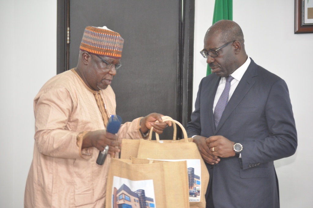Obaseki partners ANAN on capacity building for Edo civil servants