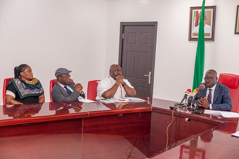 2018 EDOFEST: Obaseki inaugurates 16-man Planning Committee