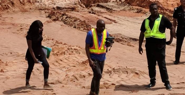 Edo Govt shuts 10 illegal burrow pits in Benin
