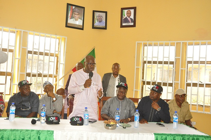 Obaseki charges Campaign Council on membership drive, triumph at polls
