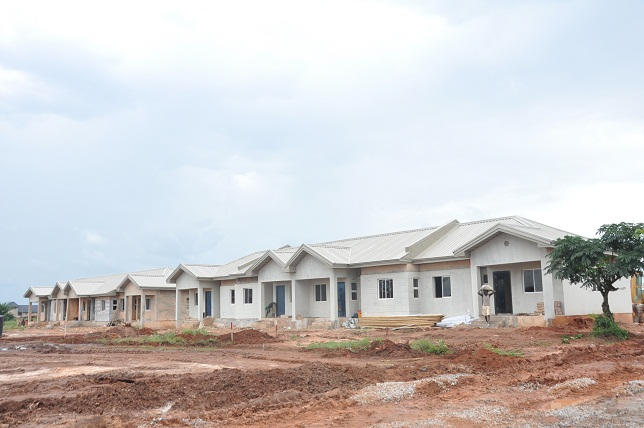 More demand for housing units in Emotan Gardens drives construction