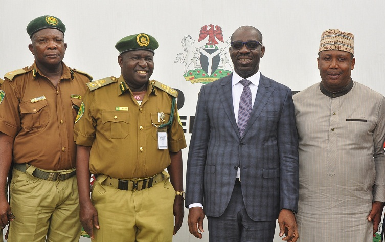Obaseki reiterates commitment on prison decongestion, reforms