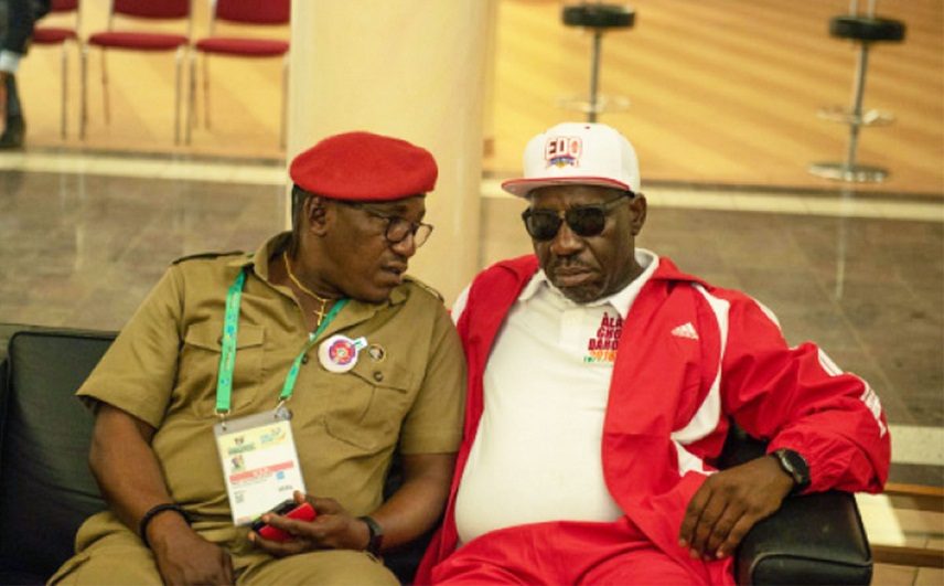 Obaseki charges contingent to restore Edo's glory as National Sports Festival begins in Abuja