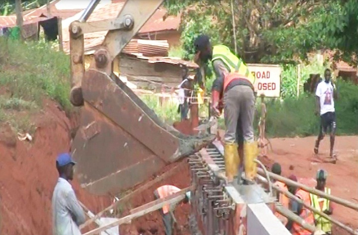 Gully erosion: Residents of Ewu, Ibore communities laud Obaseki as reclamation projects near completion