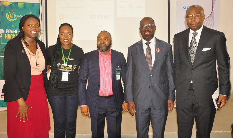 Obaseki okays solar solution in rural schools, seals deal with youths at Edo Innovation Hub