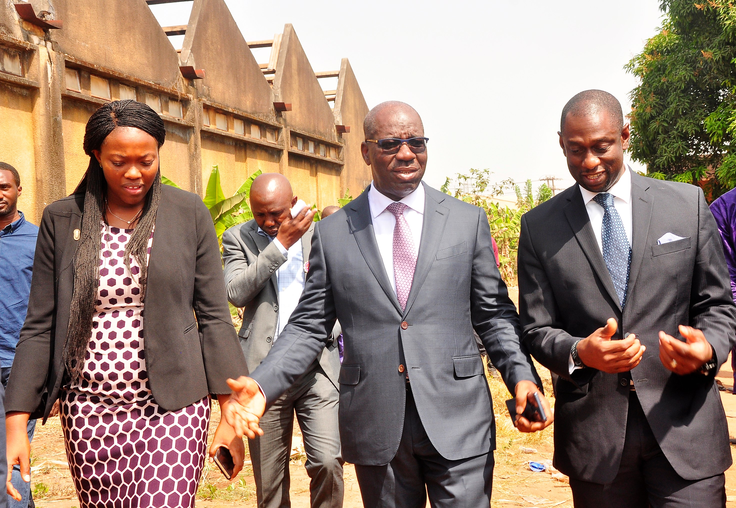 Agribusiness: Obaseki mobilises entrepreneurs, manufacturers, academics, others to processing centres in Edo