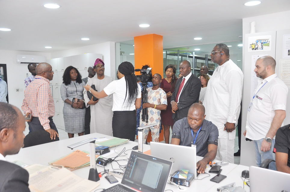 World Bank team tours Edo, commends Obaseki on use of tech to drive land reform