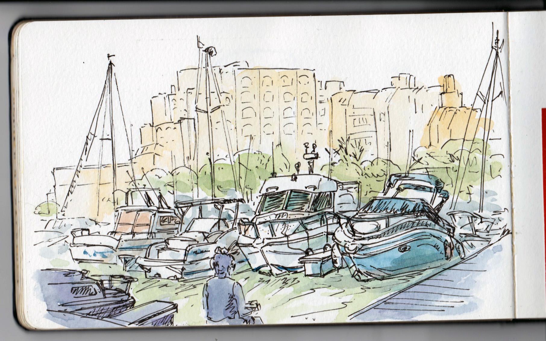 Port de Montpellier