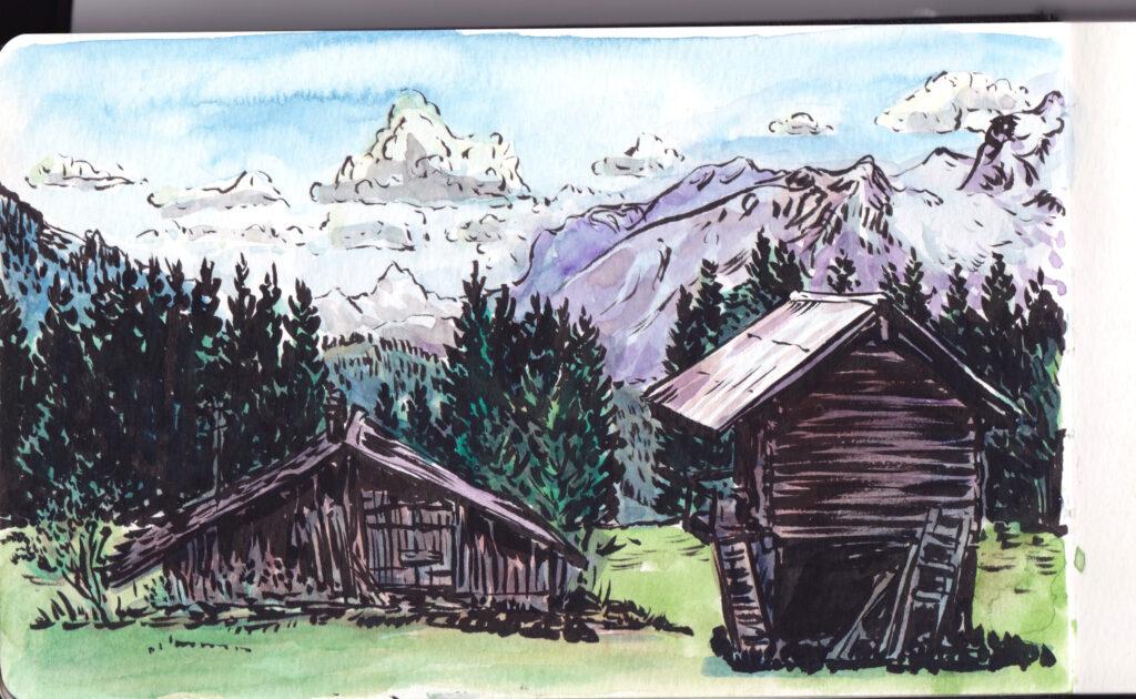 Chalets de Savoie