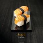 1 an déjà, Sushi!