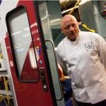 Thierry Marx transforme le RER C en Restaurant étoilé !