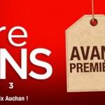 Opération Foire aux Vins Auchan 2013 !