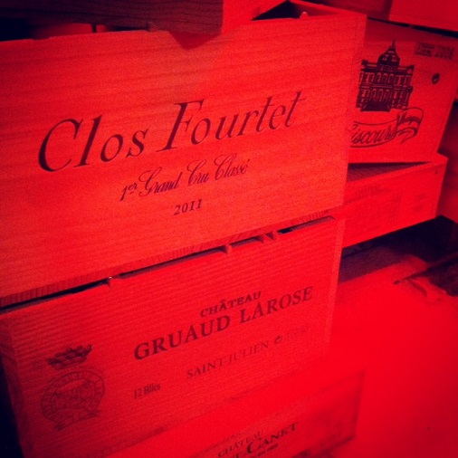 cave a vin wine touch paris