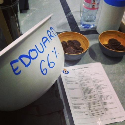 les marquis de ladurée atelier oeuf de pâques chocolat