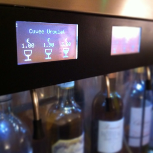 wine touch paris bar a vin chatelet