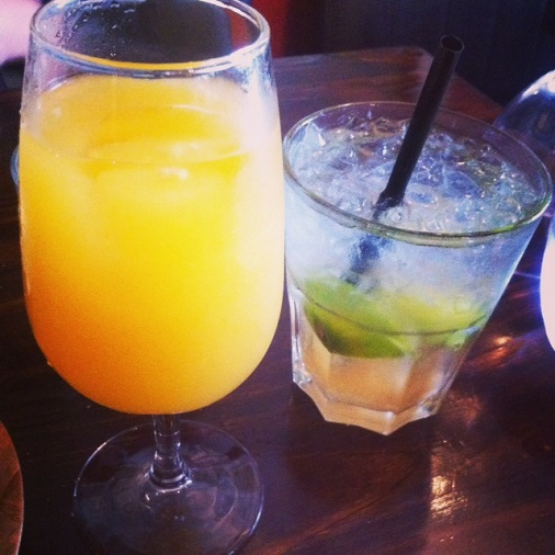 restaurant le stendhal planteur cocktails caipirinha