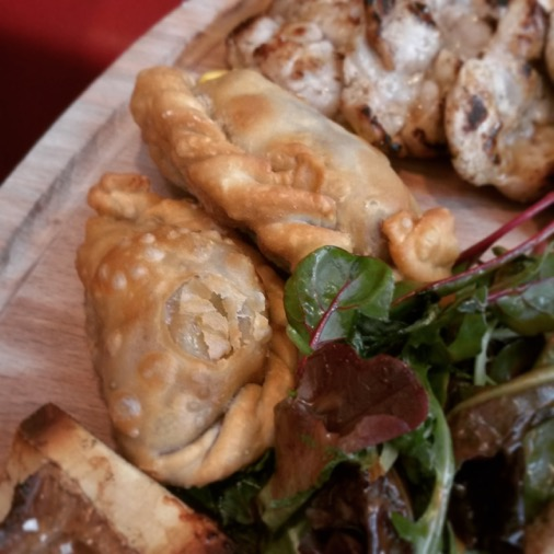 empanadas restaurant unico argentin paris