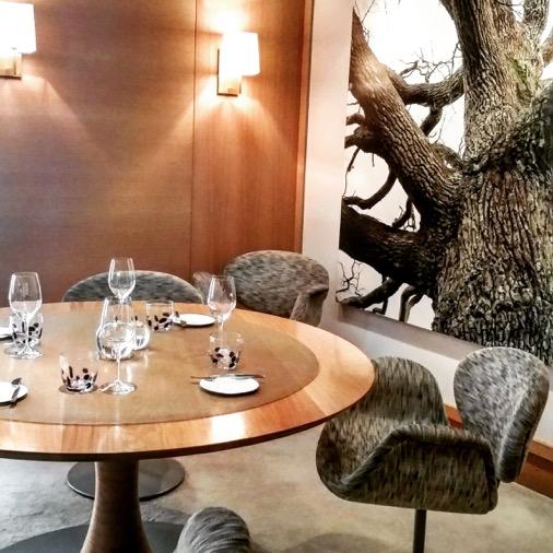 troigros roanne restaurant décoration design