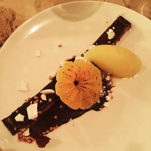 tarte chocolat restaurant tannat