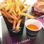 Steak 'n Shake : Le Burger qui joue la différence