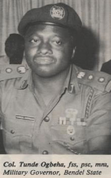 Prof. Ambrose Folorunsho Alli